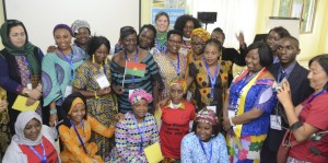WILPF 32nd international Triennial Congress - Accra Ghana